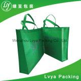 Bolso no tejido cómodo no tejido modificado para requisitos particulares de la tela de la impresión del bolso de totalizador de las compras