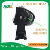 La barre d'éclairage LED du CREE 240W de DEL pour ATV SUV troque la barre tous terrains d'éclairage LED de véhicule de lumière pilotante
