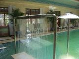 Piscina o spa piscina de Vichy ducha de acero inoxidable Cascada