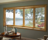 Modernes starkes Aluminiumglaswindows für Ihr Haus