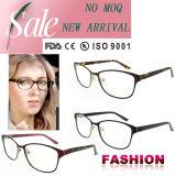 Изготовленный на заказ Eyeglass логоса обрамляет ацетат Eyewear нагих стекел способа Handmade
