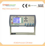 주파수 영역 10Hz-300kHz (AT2818)를 가진 높은 정밀도 용량 미터