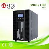 Alimentazione elettrica in linea di conversione dell'UPS 3kVA del fornitore della Cina doppia