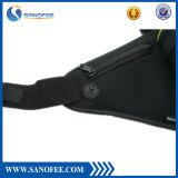 Excelente ejecución jogging deporte hidratación cintura bolsa con accesorios bolsillo