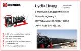 HDPE 관 수동 개머리판쇠 융해 용접 기계 Shds160/50b4