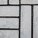 Pavimento di collegamento delle mattonelle durevoli naturali di Decking di alta qualità per la decorazione domestica