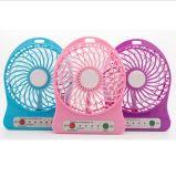 Usb-Ventilator-Sommer-Antipyretikum tragen Ventilator-beweglichen Fan, USB-nachladbaren Fan kann Soem