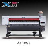 Печатная машина цифрового прокладчика тканья Inkjet сублимации краски большого формата головки печати 5113 принтера 1.8m Xuli двойная (3PL)