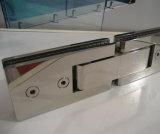 Струбцина 304 вспомогательных оборудований ванной комнаты шарнира двери ливня стеклянная (SH-0130)
