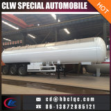 Bom Semitrailer do tanque de gás líquido do tanque das vendas 24000kg 56000L LPG