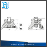 Taglierina del laminatoio di fronte di alta precisione Bap400r-4t per gli accessori della macchina di CNC