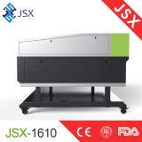 Macchina per incidere funzionante stabile del laser di CNC di alta precisione Jsx-1610