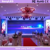 location d'intérieur de 2.5mm HD annonçant l'écran polychrome d'Afficheur LED