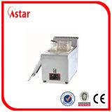 Il fornitore della friggitrice del gas del ristorante con il prezzo di fabbrica, friggitrice profonda resistente per la patata ha fritto, gamberetto fritto