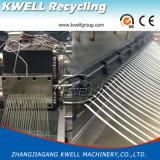 Пластичный рециркулируя гранулаторй для хлопьев LDPE PP HDPE PE твердых
