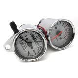 Всеобщий датчик спидометра самокатов Tachometer+Odometer мотоцикла с черным кронштейном