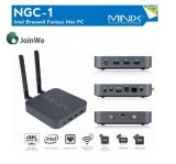 Minix-1 N NGC3150 4GB de memoria DDR3L 128GB Windows10 TV Box