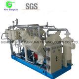 piston de gaz naturel de pression de gaz 2.2-21MPa échangeant le compresseur