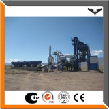 Asphalt-Stapel-Mischanlage der Kapazitäts-80t/H für Straßen-Gerät