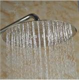 Robinet de douche de pluie de 12 po avec poignée pivotante