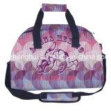 O traje da dança ensaca sacos de Duffle bonitos do Mens minúsculo BRITÂNICO da bagagem do saco da ginástica grandes