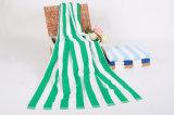 100%年の綿によってHotel&Beach着色される除去されたタオル