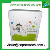 Bespoke коробка чувствительного фотоснимка бумажная для упаковывать