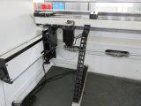 250t 4000mm Máquina de dobra de CNC de chapa metálica de servo eletro-hidráulico