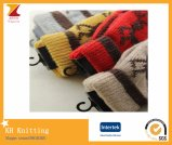 Перчатки Multicolour северного оленя теплые