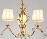 Светильник роскоши и префекта первоначально латунный привесной