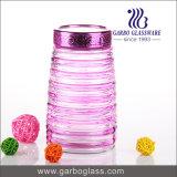 2L venden al por mayor los tarros de cristal para el tarro de cristal grande del color del aerosol de la venta
