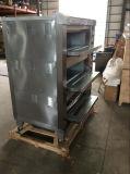 Elektrisch 3 Dek 9 Oven van de Bakkerij van Dienbladen de Industriële