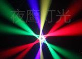 1개의 RGBW LED 이동하는 맨 위 빛에 대하여 Nj-L6a LED 6PCS 15W 4