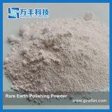 Óxido de cério terra rara de pó de polimento com D50 1,5 mícron