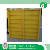 Paletes metálicas para armazenagem de armazém com aprovação Ce