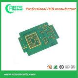 48 heures 4 couches de carte de circuit imprimé Fr4 Hal Qucik Turn PCB