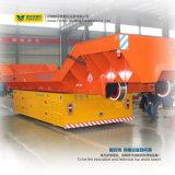 工場交通機関の使用によってモーターを備えられる無軌道の処理のトレーラー