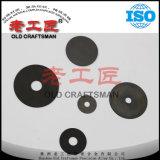 Yg8X, Yg8, Yg10X, Ys2t lustrou a lâmina de cortador do carboneto de tungstênio