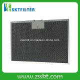 Фильтр сота блока активированного угля для очищения воздуха