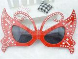 Óculos de sol da festa da borboleta e da novidade (GGM-211)