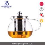 nuovo POT del tè di vetro di Borosilicate di arrivo 1200ml con acciaio inossidabile Infuser