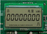 Customerized Transmissive 포지티브 Tn LCD 디스플레이