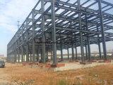 Almacén arqueado estructural de acero prefabricado de la azotea
