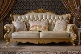 Sofá real Y1507 ajustado da mobília real