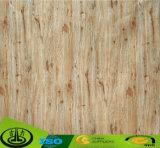 1250mm Largeur Bois Papier Grain
