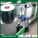 1L de plastic Ronde Machine van de Etikettering van de Fles Zelfklevende