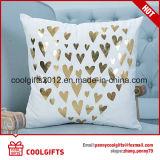Дома крышки валика хлопка сердца напечатанные цифров крышки подушки Linen декоративные