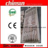 Puerta de madera Diseño Polaco PVC