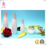 優雅で透明な目の形の楕円形のアクリルの装飾的なびんおよび瓶