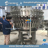 Machine recouvrante remplissante douce de l'eau de seltz